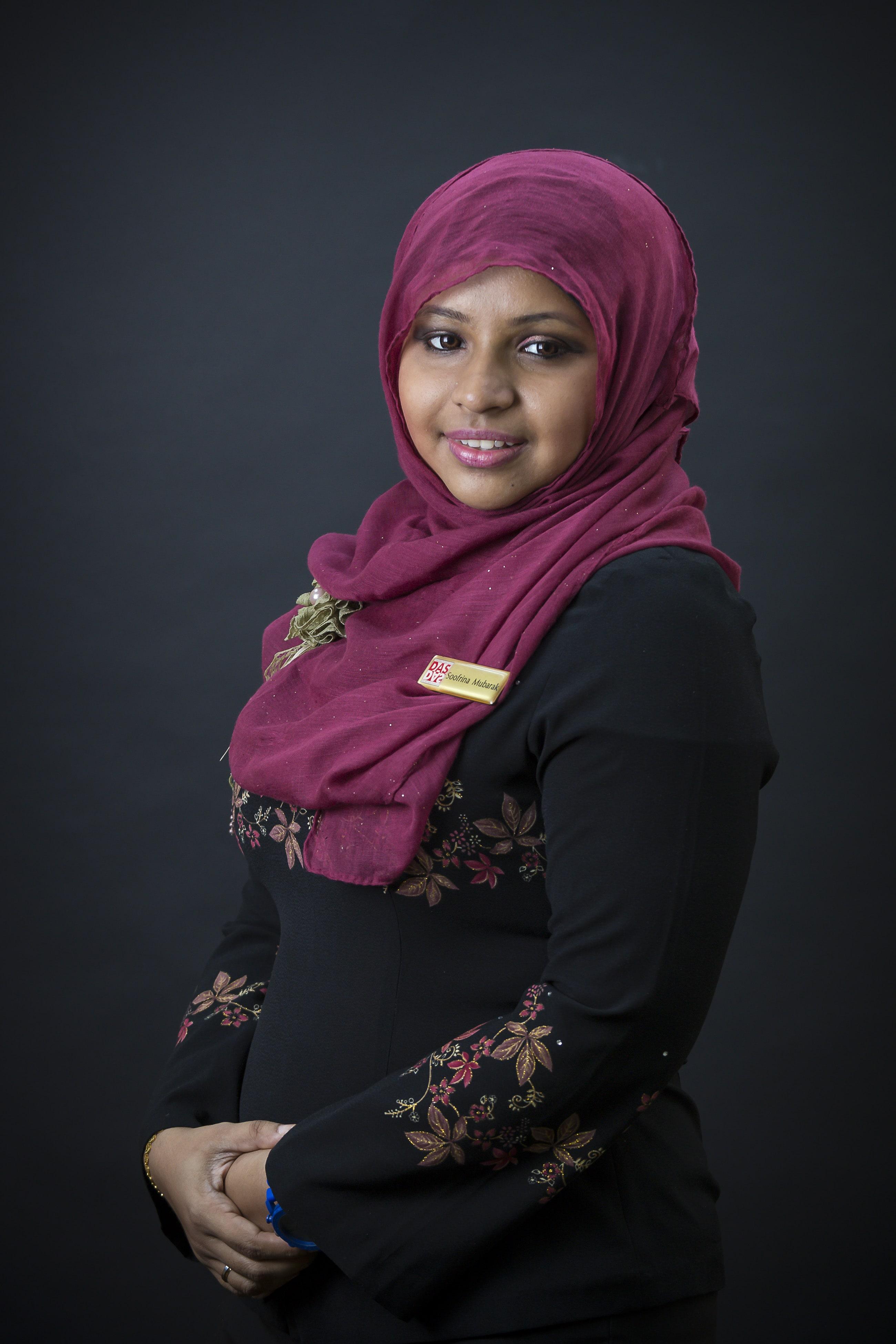 Soofrina Binte Mubarak