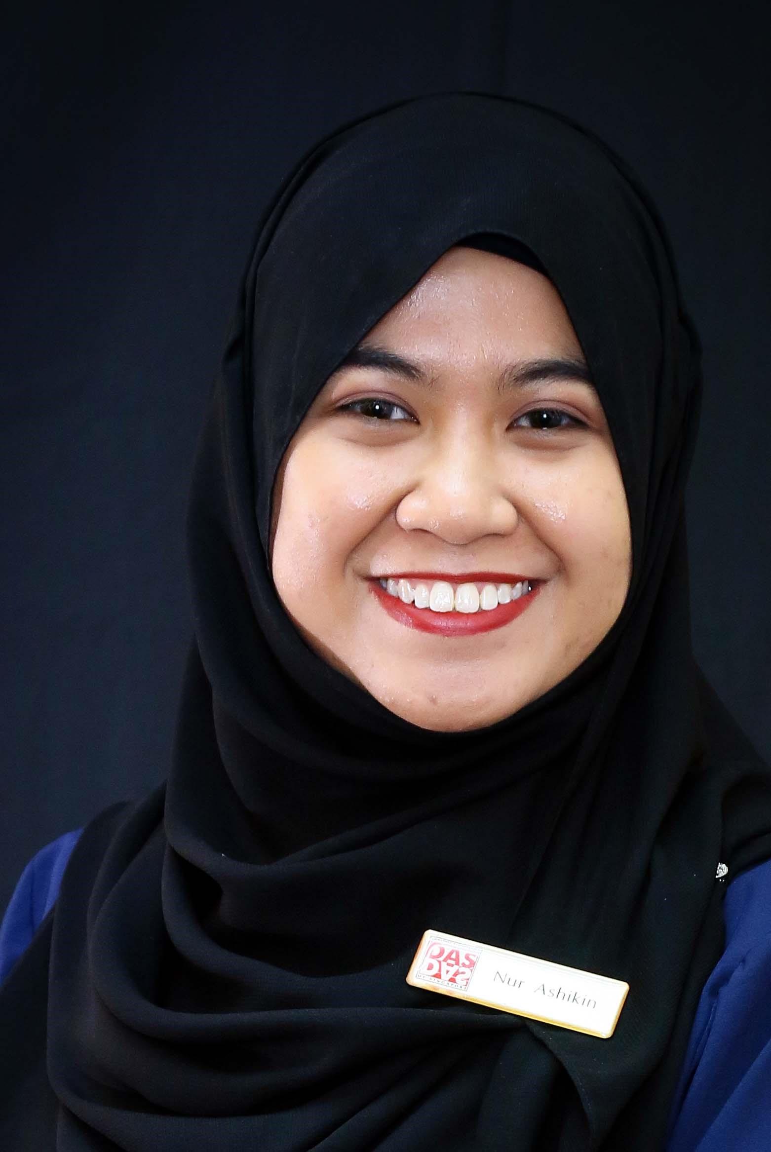 Nur Ashikin Binte Kamaruddin