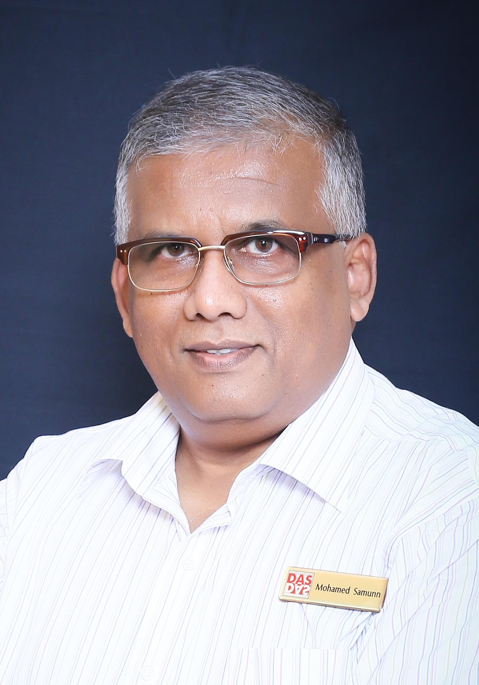 Samunn Abdul Caffoor Mohamed