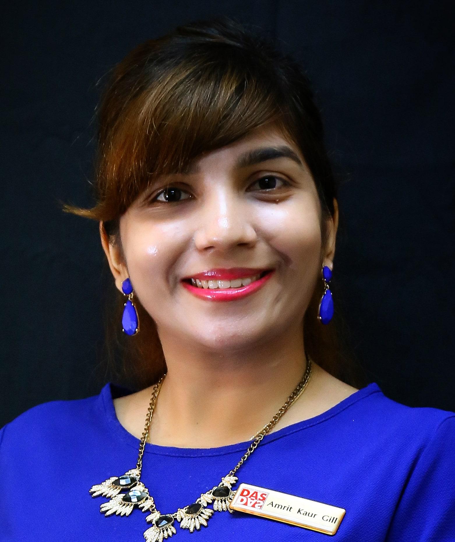 Amrit Kaur Gill