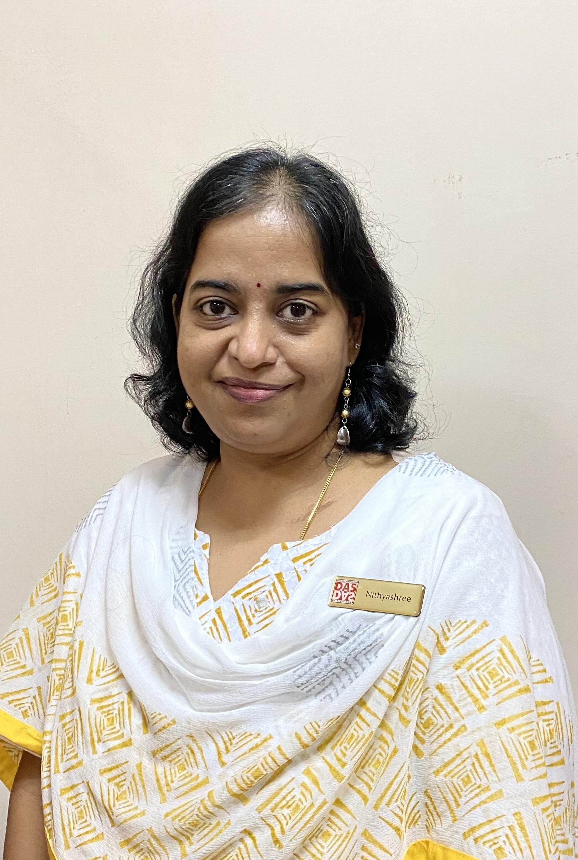 Nithyashree Murthy
