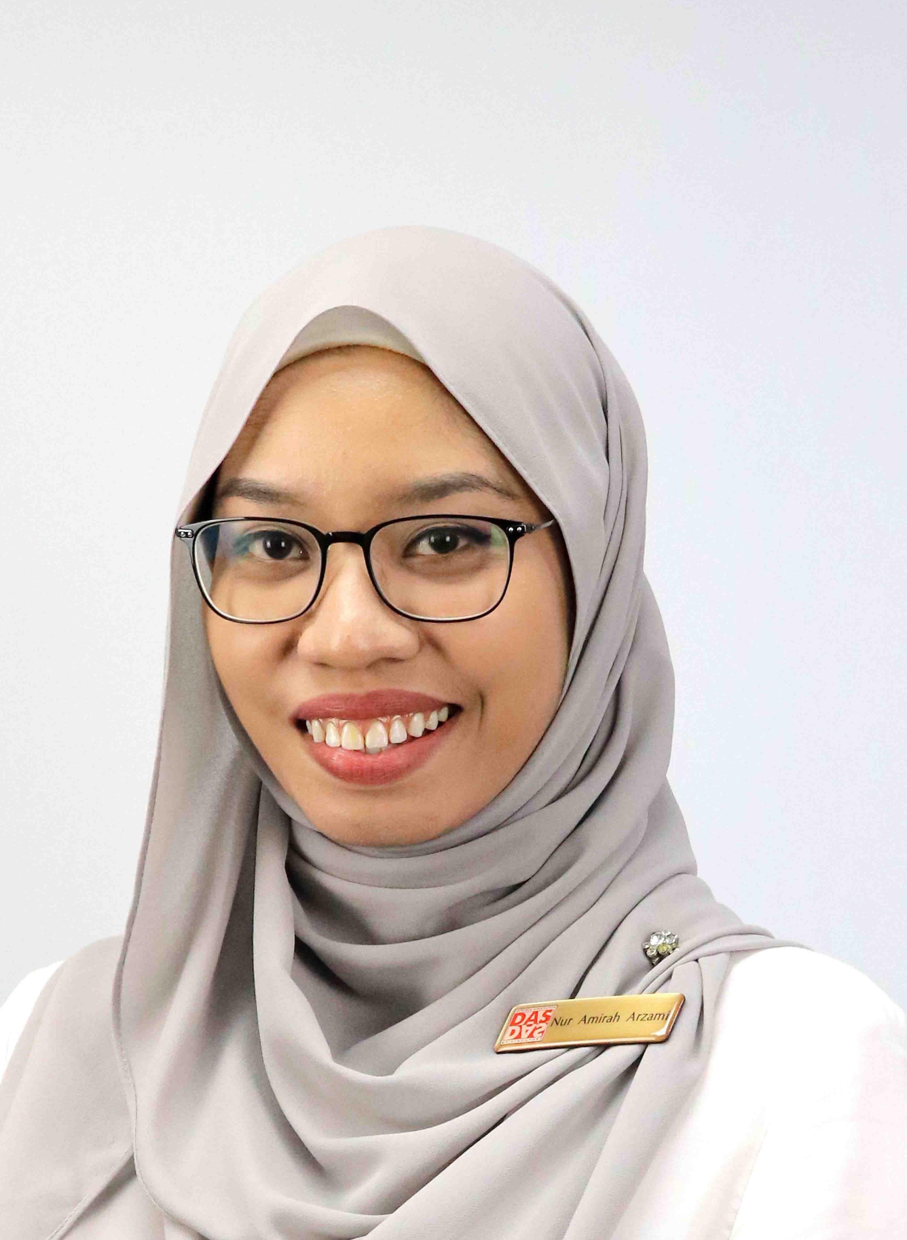 Nur Amirah Binte Arzami